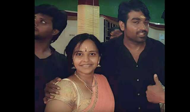 Vijay Sethupathi Wife And Kids