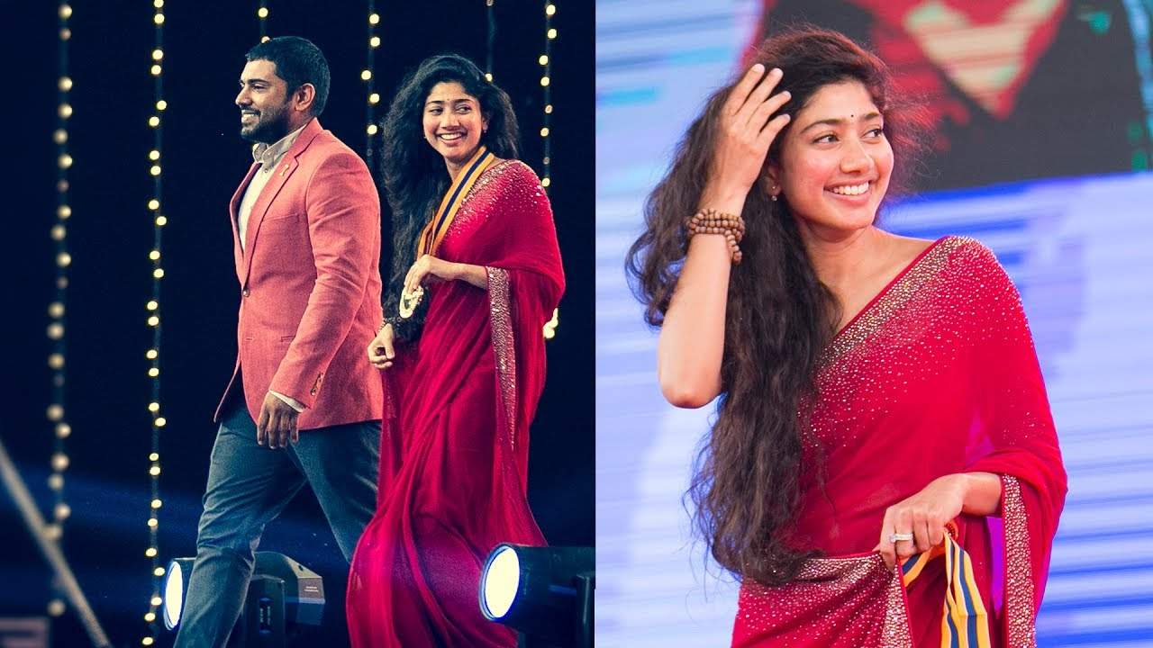 Premam couple walk the ramp | Malar Teacher| Sai Pallavi | Nivin Pauly