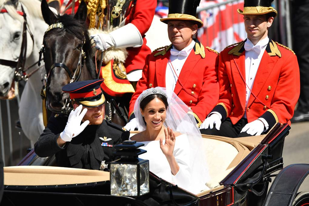 Top 20 Royal Wedding Photos Princess Harry and Meghan Markle