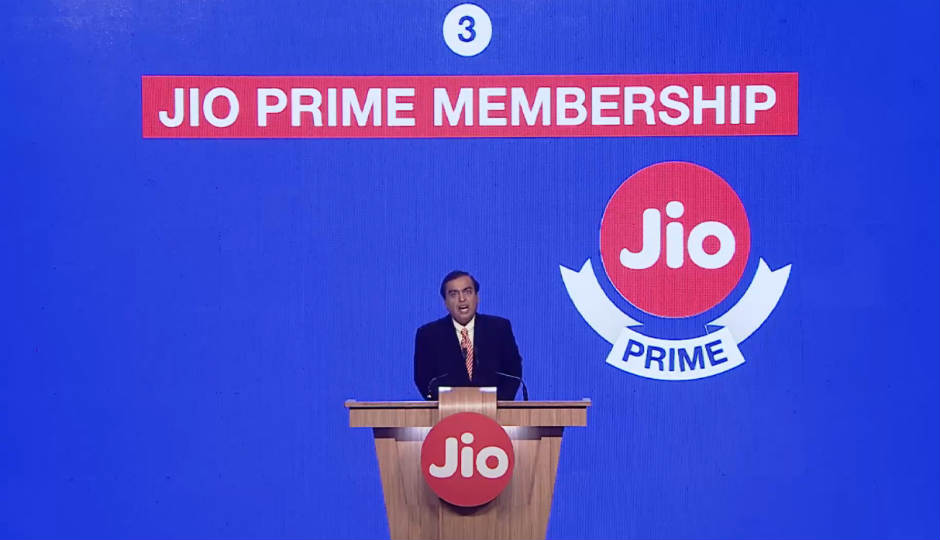 Reliance Jio Full Tariff Plans Out For Prime And Non Prime User