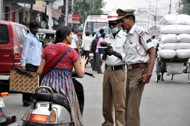 9 Things You Should Know About Traffic Police