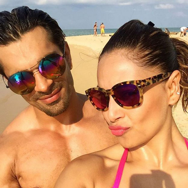Bipasha Basu Honeymoon Photos
