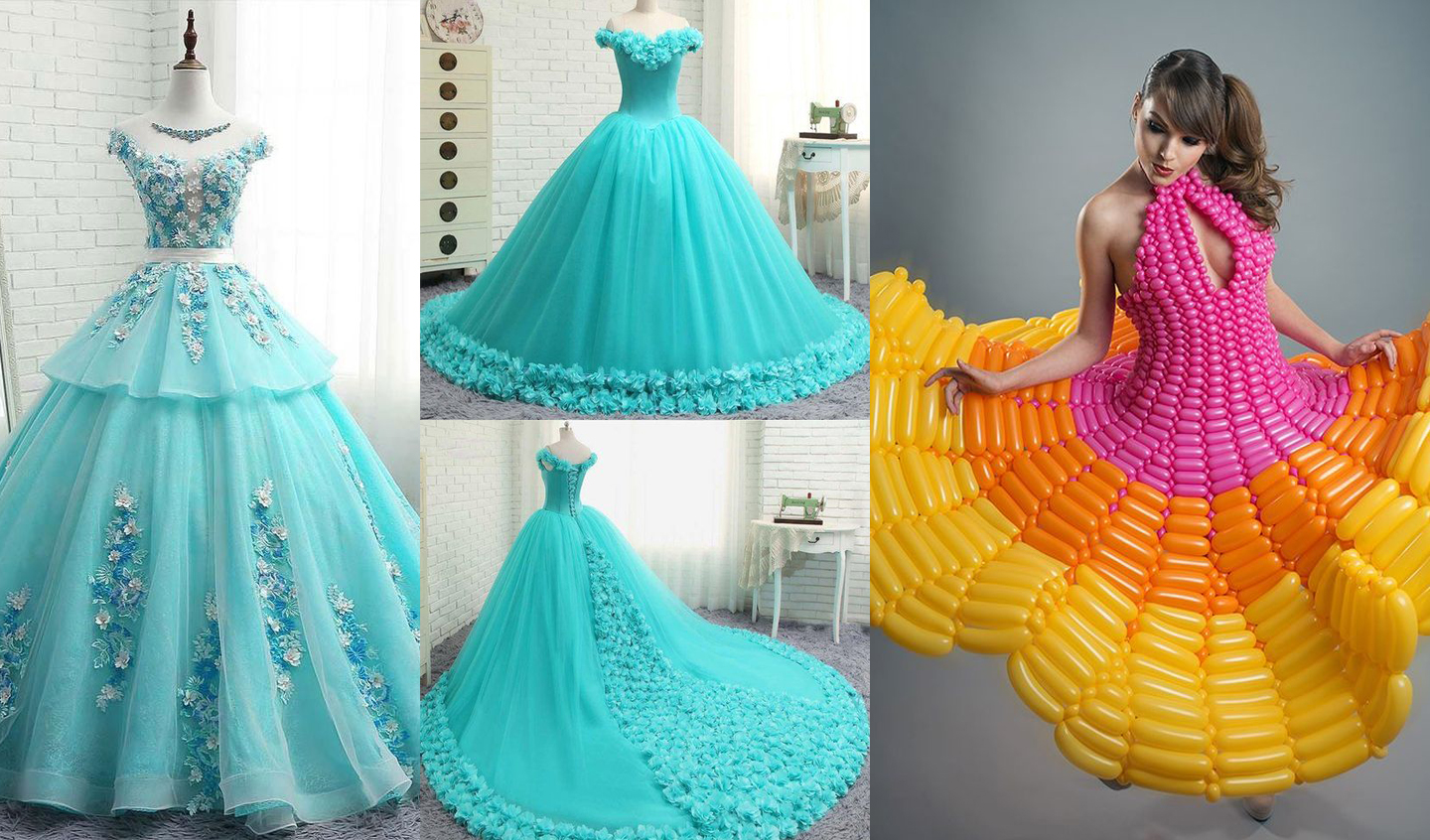 A Beautiful Dress Collection