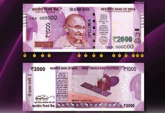 Fake ₹ 2,000  Currency Rule the Indian Market Here's How To Identify The Real One