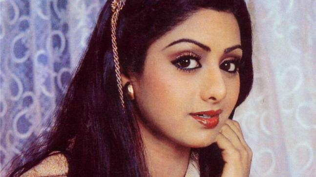A Tribute to Sridevi Actress
