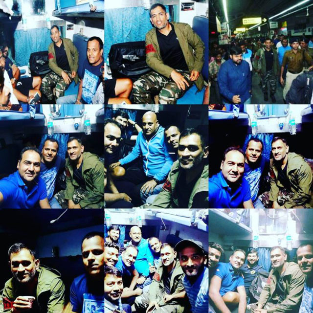 MS Dhoni's Gesture For His Jharkhand Team