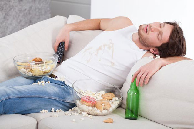5 Food Products You Shouldn't Eat Before Sleep