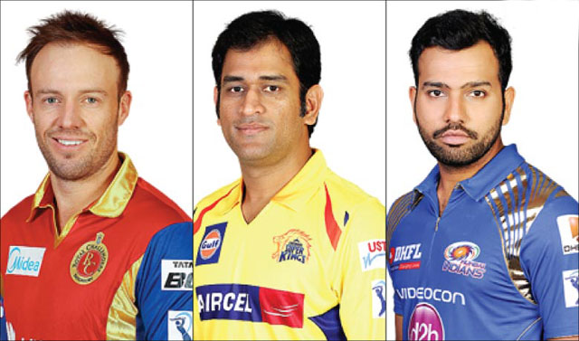 Players with most fours and sixes in IPL history