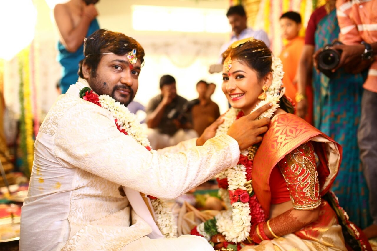 Bobbysimha‬ ‪Reshmimenon‬ marriage photos