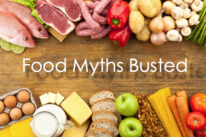 The Truth Behind Common Food Myths