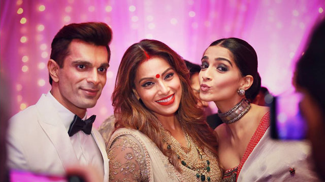 Bipasha Basu and  Karan Singh Grover Wedding Ceremony