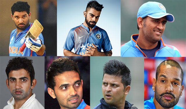 Did You Know The Educational Qualification of This Seven Indian cricketers ?