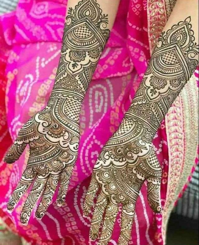 Beautiful Mehndi Design LiveTrendingNow